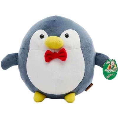 飘飘龙毛绒玩具可爱企鹅公仔30厘米(活蹦乱跳等你来)