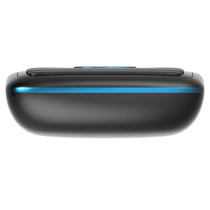 飞利浦手机e1500黑 蓝高清图片