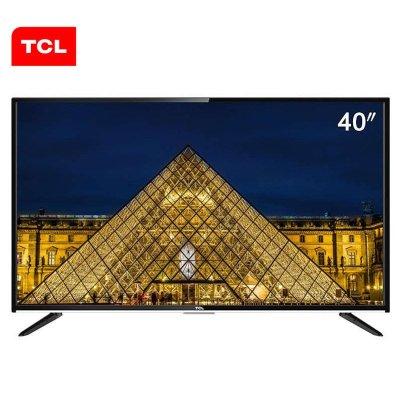 便宜40寸:TCL 40英寸 LE40D8810 液晶电视¥1799