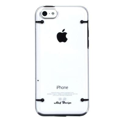 alef design iphone5c霍斯特保护壳黑色ad7117 (商品编号:104433368)