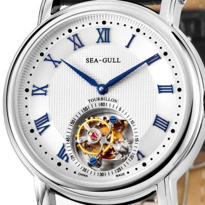 海鸥表(sea-gull)陀飞轮手表