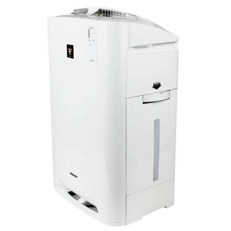 """趁""""厚德载雾""""涨价,支持加湿,SHARP夏普KC-Z280SW 五重滤网 空气净化器 ¥2080"""