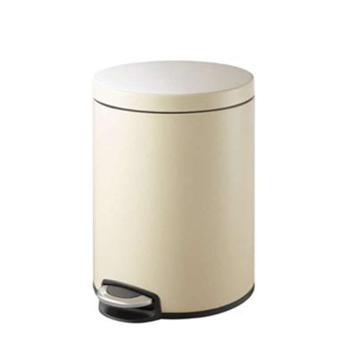静音防指纹家用垃圾桶