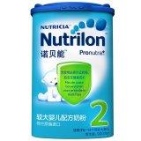 Nutrilon 诺贝能 较大婴儿配方奶粉 2段900g (荷兰原装进口)