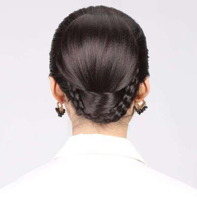 娇滴假发 发包盘发髻新娘发包古装造型大发包盘头饰