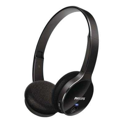 飞利浦\/PHILIPS SHB4000BK 无线蓝牙耳机手