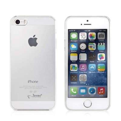 bone iphone5s/5 手机壳 彩绘背壳 透明 透明 (商品编号:105424833)