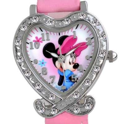disney迪士尼可爱卡通儿童学生手表