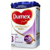 多美滋爱尔兰进口精确盈养+3段幼儿配方奶粉900g易乐罐
