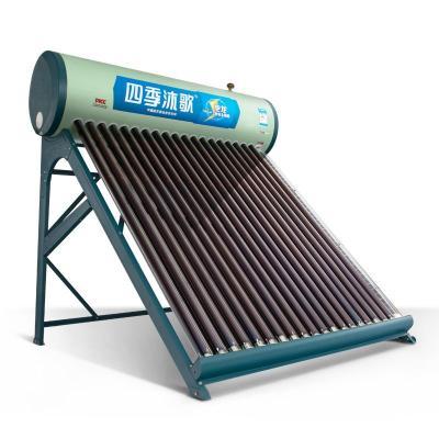 20管太阳能安装结构图