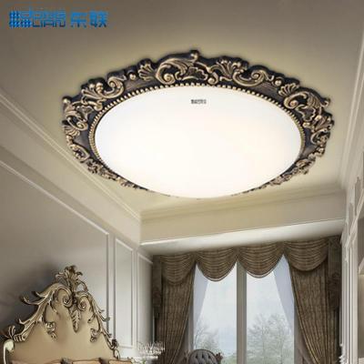 【东联】东联卧室灯吸顶灯复古欧式客厅卧室餐厅书房