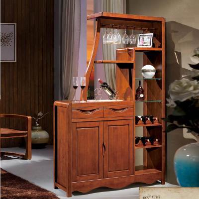 柜现代中式胡桃木家具609