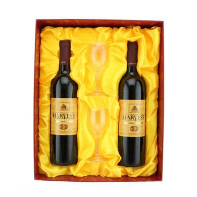 干红葡萄酒 橡木桶珍藏礼盒