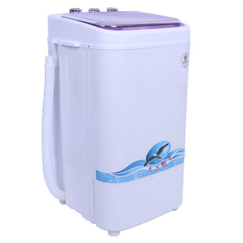 自动迷你洗衣机