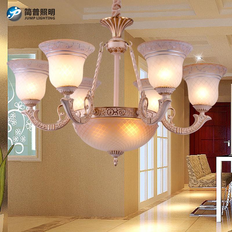 简普欧式家居家装灯具吊灯简约欧式吊灯现代欧客厅吊灯led欧式灯客厅图片