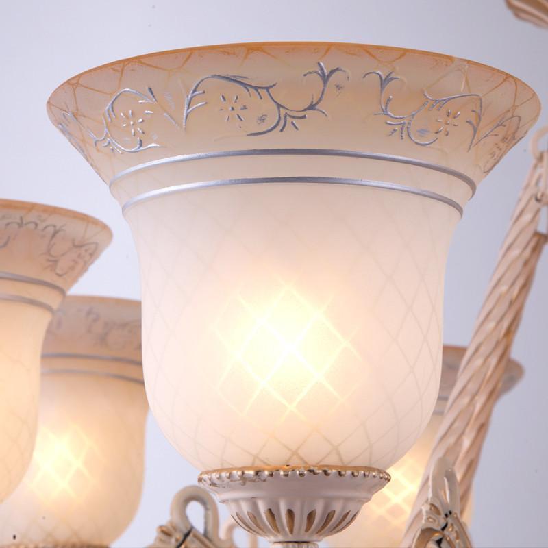 欧式家居家装灯具吊灯简约欧式吊灯现代欧客厅led