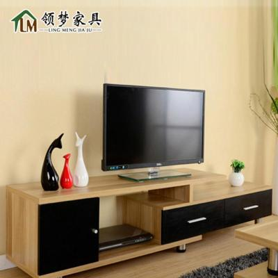 现代简约伸缩电视柜组合客厅影视柜创意