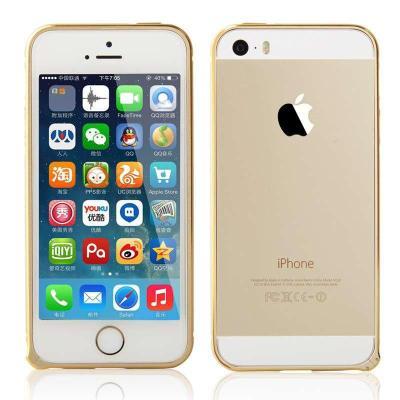 苹果5金属边框iphone5s手机边框5s弧形金边超薄