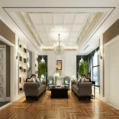 金意陶瓷砖 木纹地板砖 仿实木砖 客厅 卧室 阳台防滑