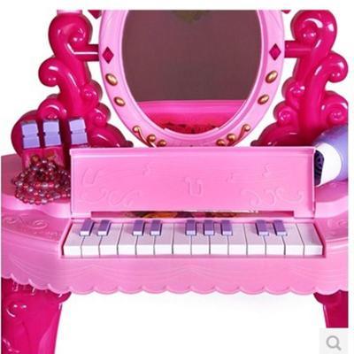 A1luckyted女孩过家家玩具魔镜玩具儿童梳妆帝国套装图片
