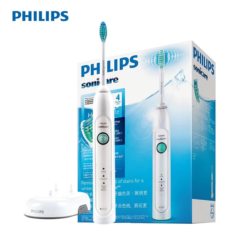 飞利浦(Philips)电动牙刷HX6730成人充电式声波震动牙刷