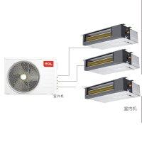 tcl中央空调一拖三套装dlr-vd80w变频智享家庭暗藏式风管机图片