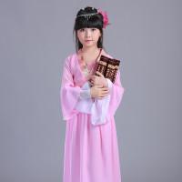七仙女古装古代衣服仙女装儿童小孩公主女童夏装裙女孩万圣节服装
