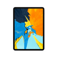 2018新品 Apple iPad Pro 11英寸 256GB WIFI版 平板电脑 MTXQ2 深空灰