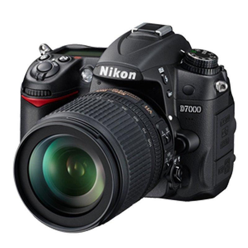 尼康 数码单反相机 D7000(AF-S DX 18-105 f3.5-5.6G ED VR 防抖镜头)