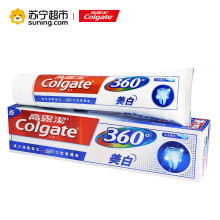 高露洁(Colgate)360美 白牙膏200g