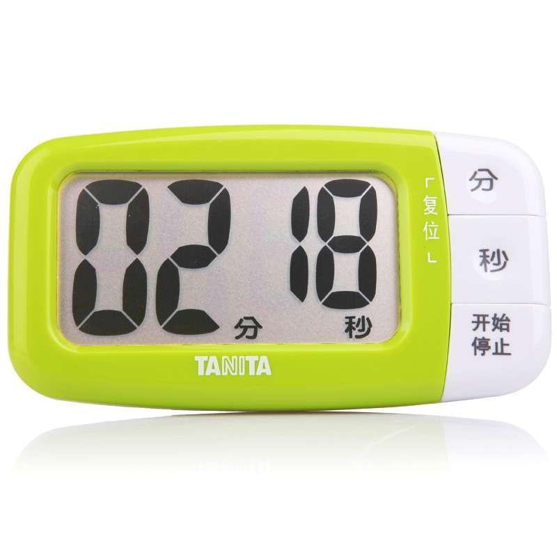 百利达计时器TD-394(绿色)