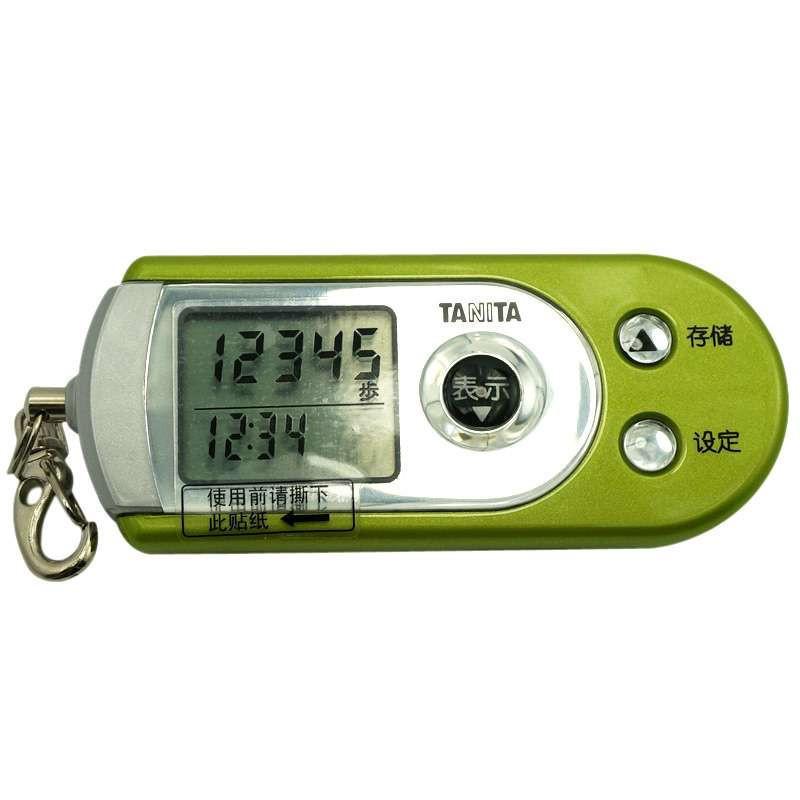 百利达计步器FB-728(绿色)