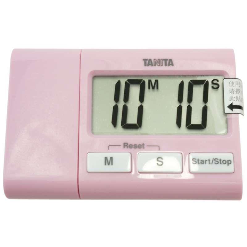 百利达计时器TD-389(粉色)