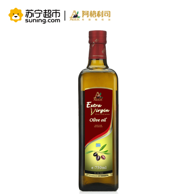 阿格利司(AGRIC)特级初榨橄榄油750ml
