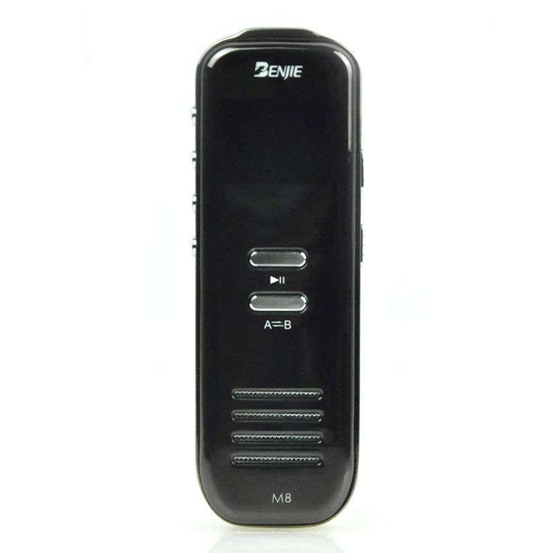 炳捷录音笔M8 (8G)黑