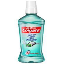 高露洁(Colgate)贝齿草本盐爽漱口水500ml