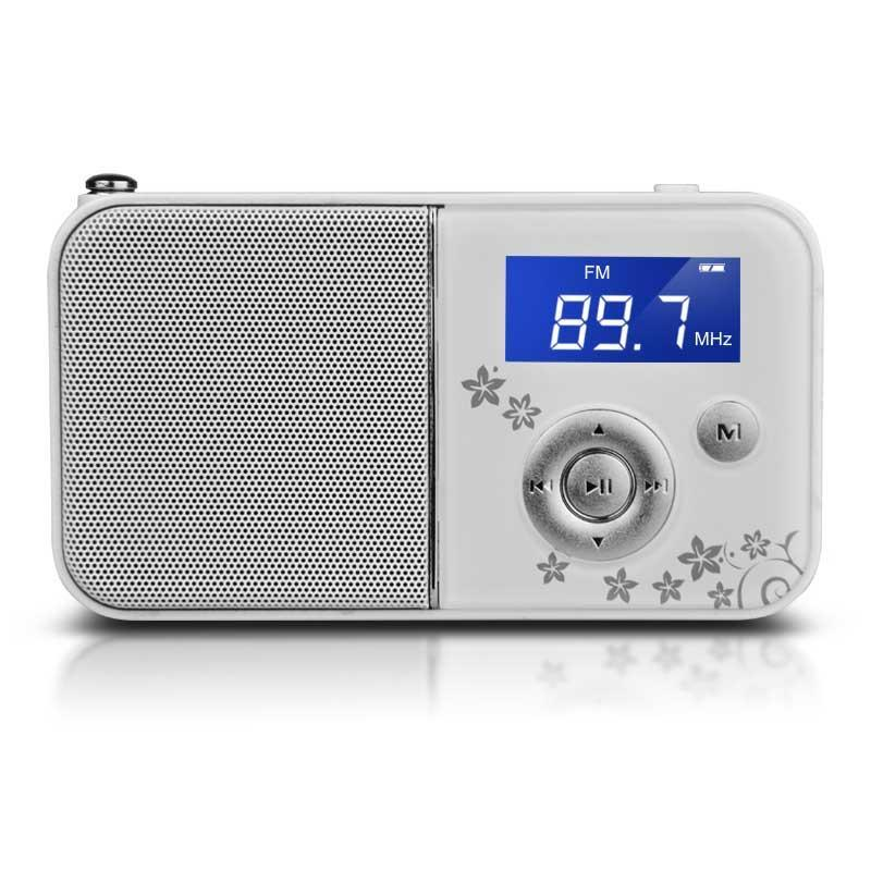 熊猫数码音响播放器DS-111白