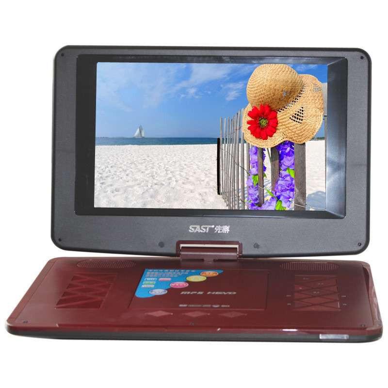 自营 先科便携式dvd/移动电视gt1528