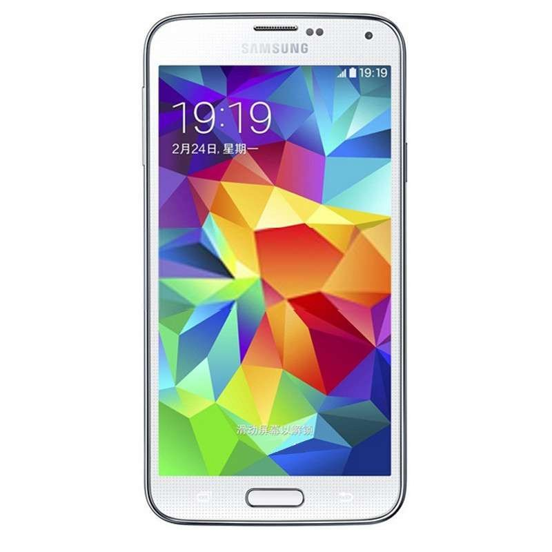 三星 Galaxy S5 G9006V(闪耀白)联通4G手机