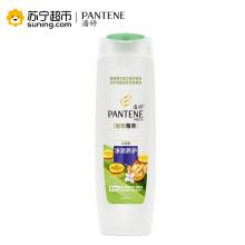 潘婷(PANTENE)植物精萃净润养护系列洗发露洗发水380ml/瓶 宝洁出品