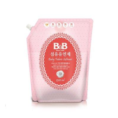 保宁(B&B)纤维柔顺剂(柔和香-袋装)1300ml