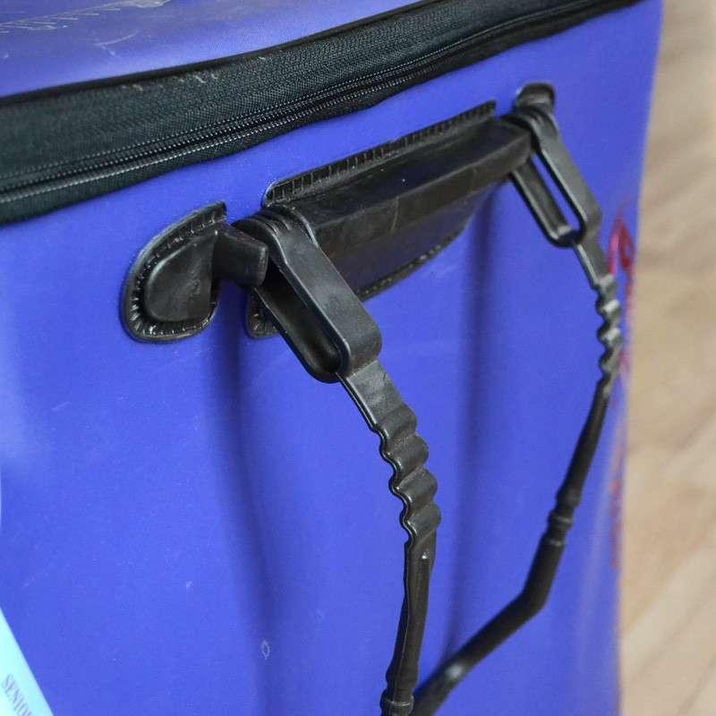 凡森eva可折叠水桶钓箱养鱼桶饵料桶水桶