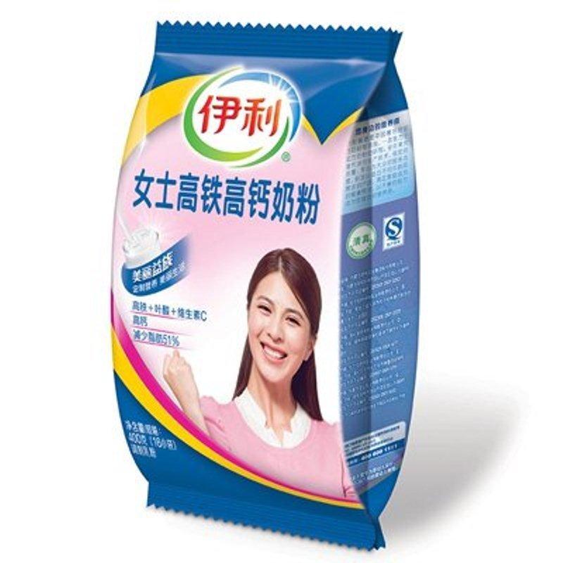 伊利 女士高铁高钙奶粉 400g