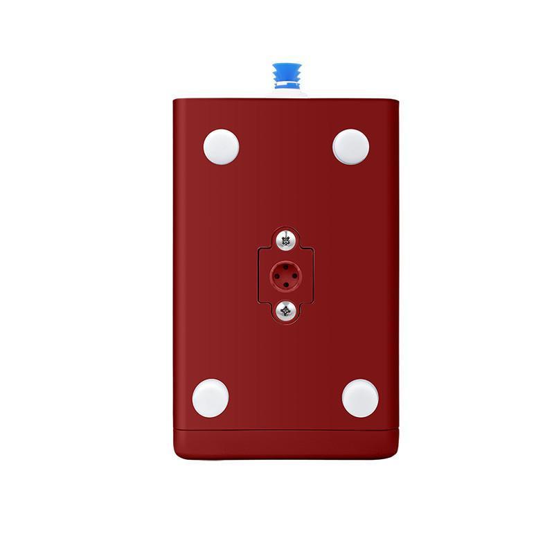 海尔(Haier)智能检测水质水盒子(酒红)