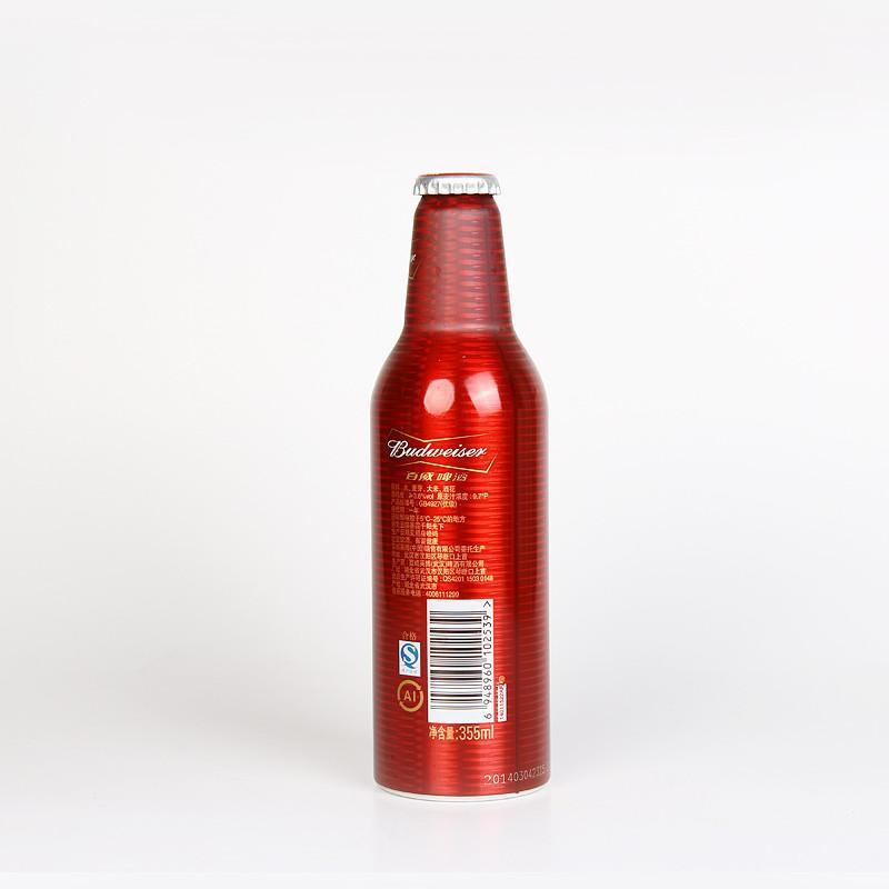 Budweiser/百威啤酒 铝罐355ml*24瓶
