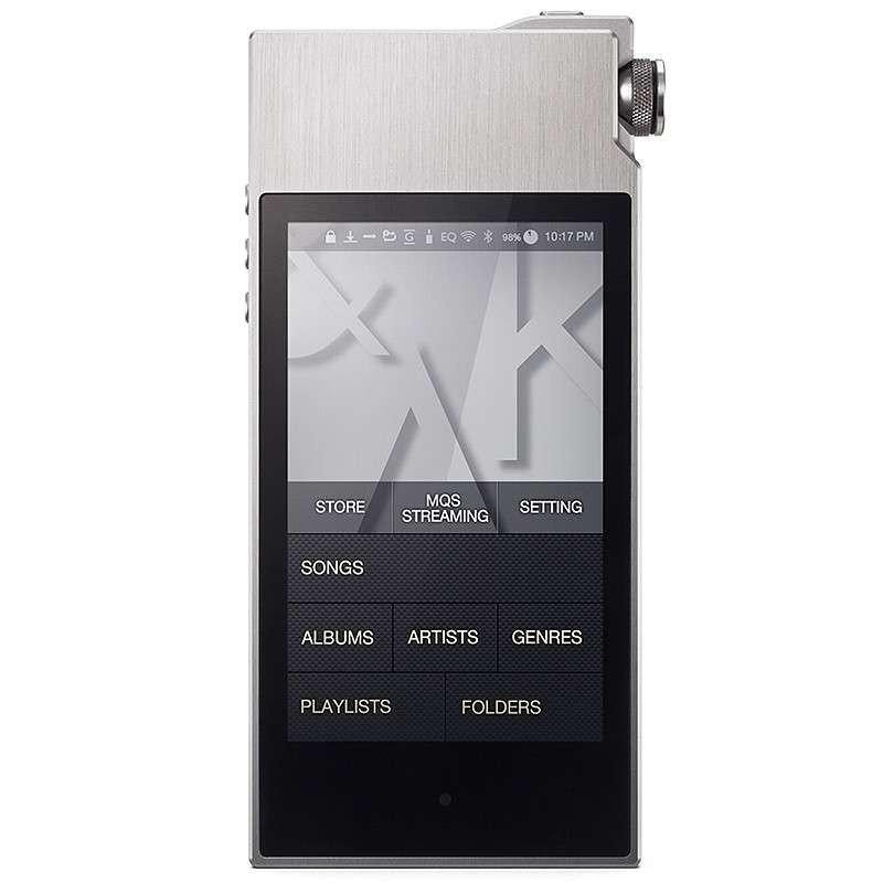 艾利和(Iriver)Astell&Kern AK120II 128GB HiFi便携音乐播放器 双芯平衡输出支持DSD