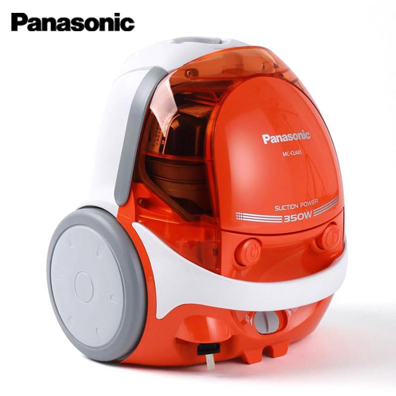 松下吸尘器MC-CL445 家用静音强力除尘除螨多种吸嘴组合 集尘盒式
