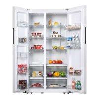 SIEMENS西门子BCD-610W(KA92NV02TI)610升对开门风冷变频冰箱