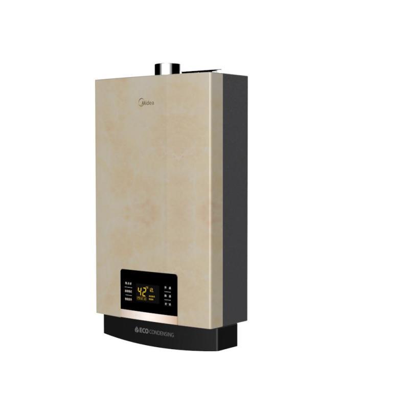 美的燃气热水器jsq22-12hs