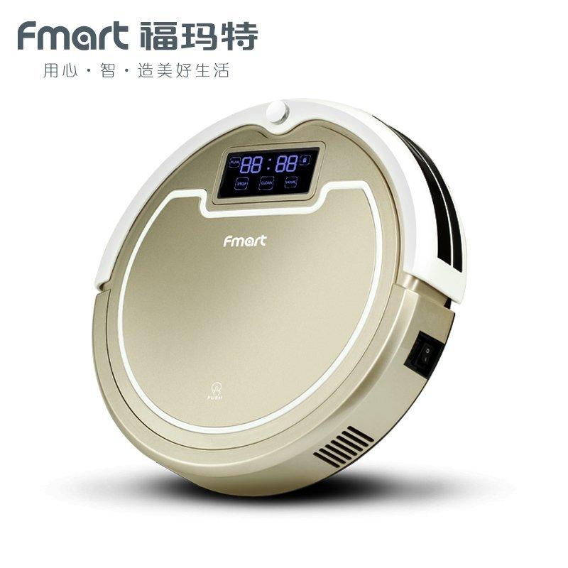 福玛特(FMART) 雅致E-R300G扫地机器人家用清洁智能吸尘器